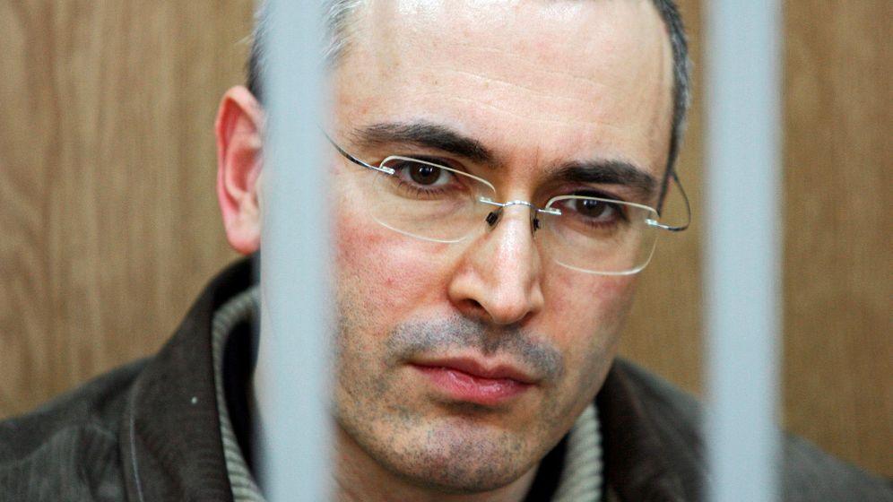 Chodorkowski: Ex-Oligarch hinter Gittern
