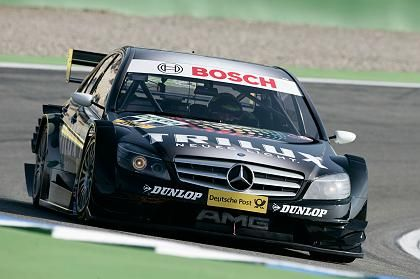 DTM-Pilot Schumacher: Platz 14 bei der Premiere