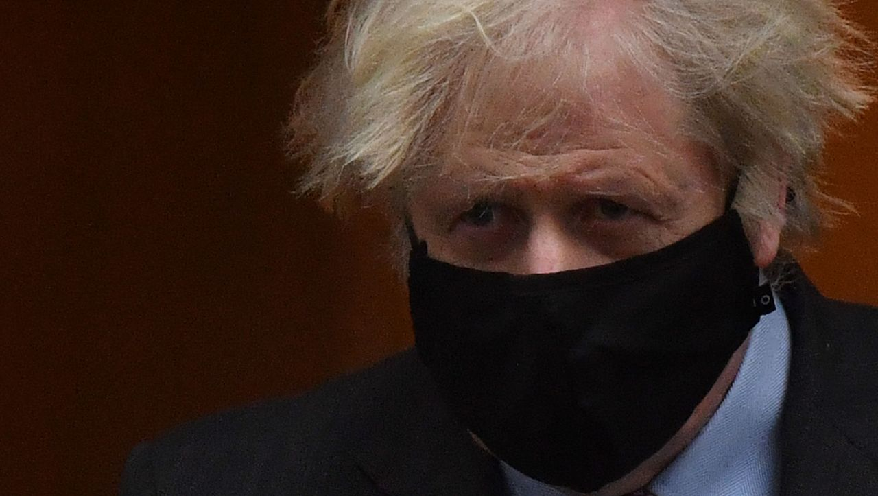 Britischer Premier Johnson: Vom Corona-Verlierer zum Chef-Lockerer - DER SPIEGEL
