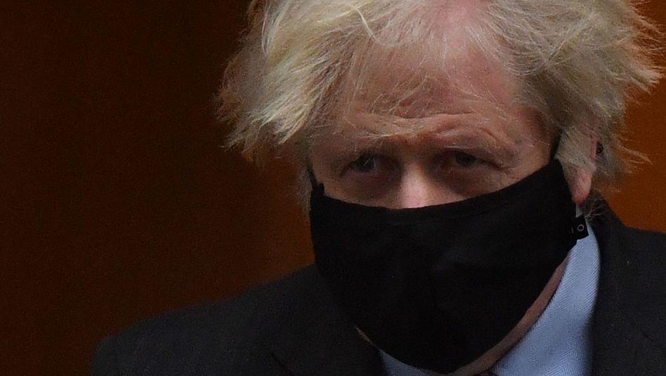 Boris Johnson: ??Wir machen uns Sorgen, zu ambitioniert zu sein??