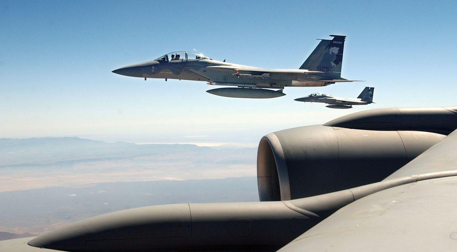 Eagle F-15 / Kampfjet
