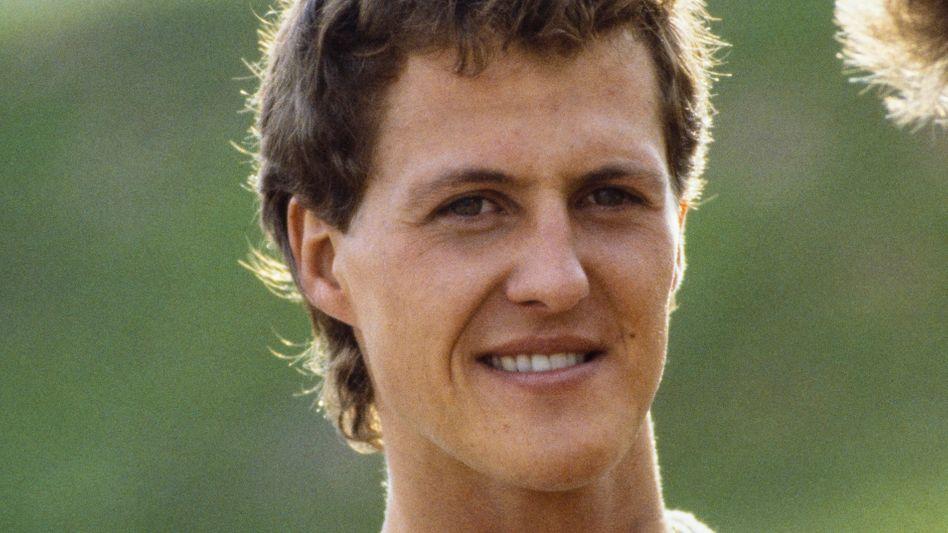 Der junge Michael Schumacher: »Aus der Kerpener Kiesgrube zum globalen Superstar«