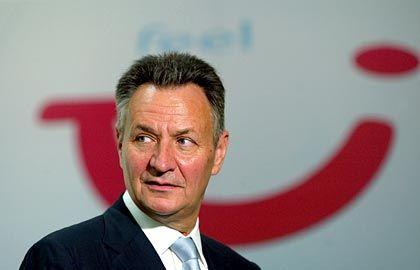 TUI-Chef Frenzel: Kapital-Spekulation nimmt überhand