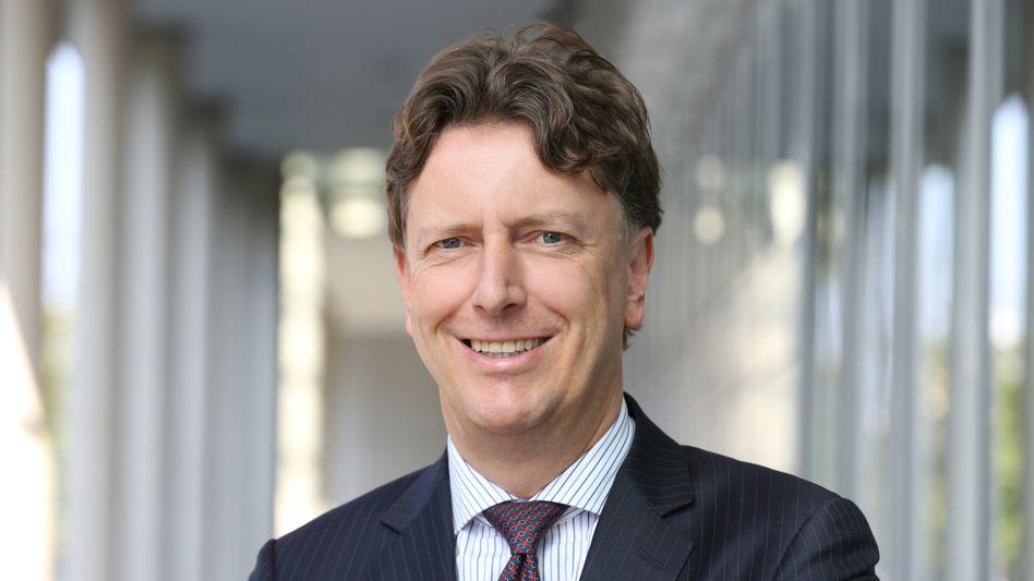 Stefan Wintels soll die Nachfolge von Günther Bräunig als Chef der staatlichen Förderbank antreten