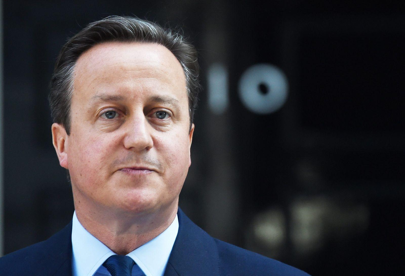 Ex-Premier Cameron
