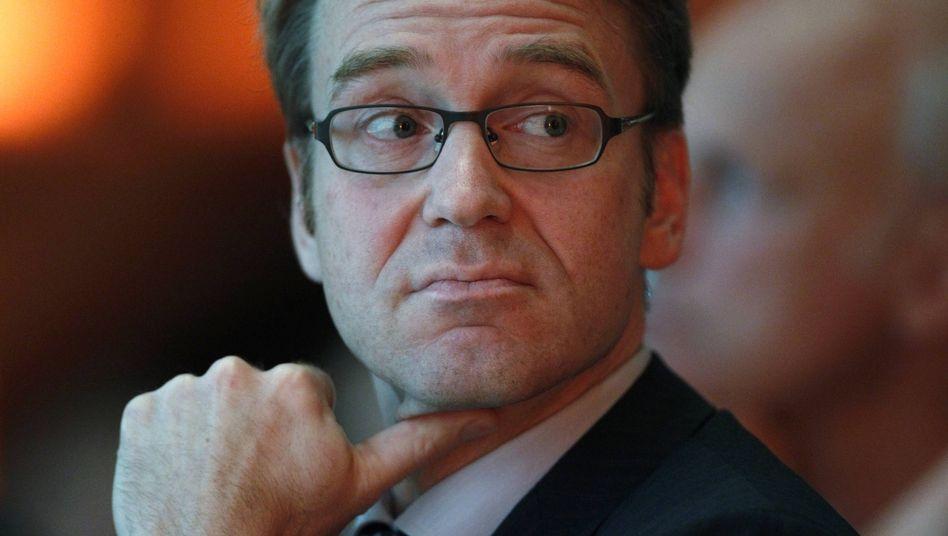 Bundesbank-Chef Jens Weidmann: Rückkehr zu den alten Sicherheitsregeln gefordert