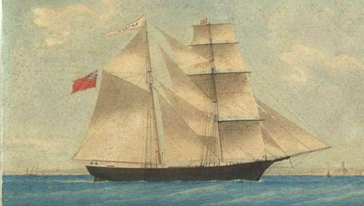 Ozean-Rätsel: Geisterschiffe - Fluch und Segeln