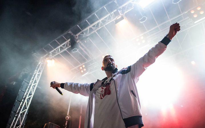 Rapper Haftbefehl: Für ein Magazin wie den SPIEGEL keine einfache Sache