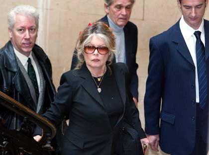 Bardot: Bereits drei Mal wegen rassistischer Äußerungen verurteilt