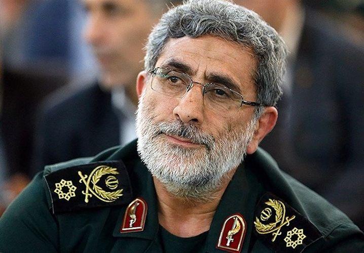 Der Nachfolger: Brigadegeneral Esmail Ghaani