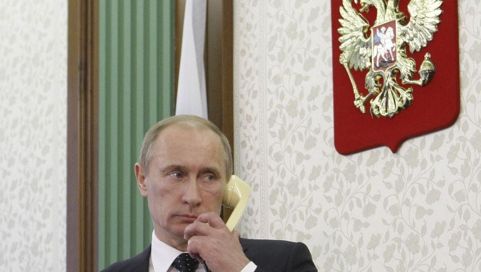 Russlands Präsident Putin: Für einen neuen Russland-Kurs ist es zu früh
