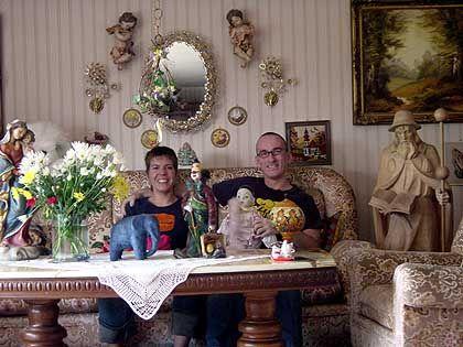 Autoren Michaela Vieser und Reto Wettach: Bei Oma auf dem Sofa fangen alle guten Geschichten an