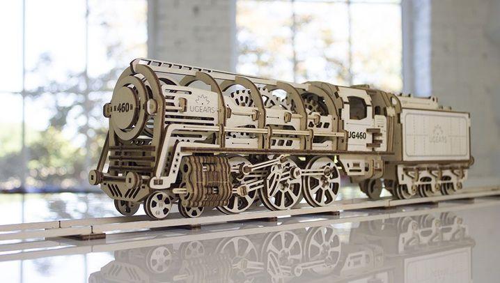 Ukrainisches Start-up: Lokomotiven, Feuerwehrautos, Straßenbahnen