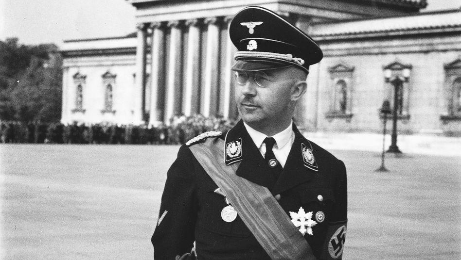 """Heinrich Himmler (1937): """"Er trieb unerbittlich den Holocaust voran"""""""