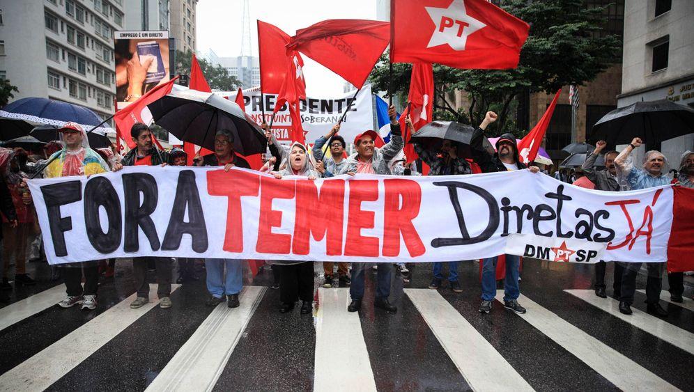 Fotostrecke: Brasilien in der Krise