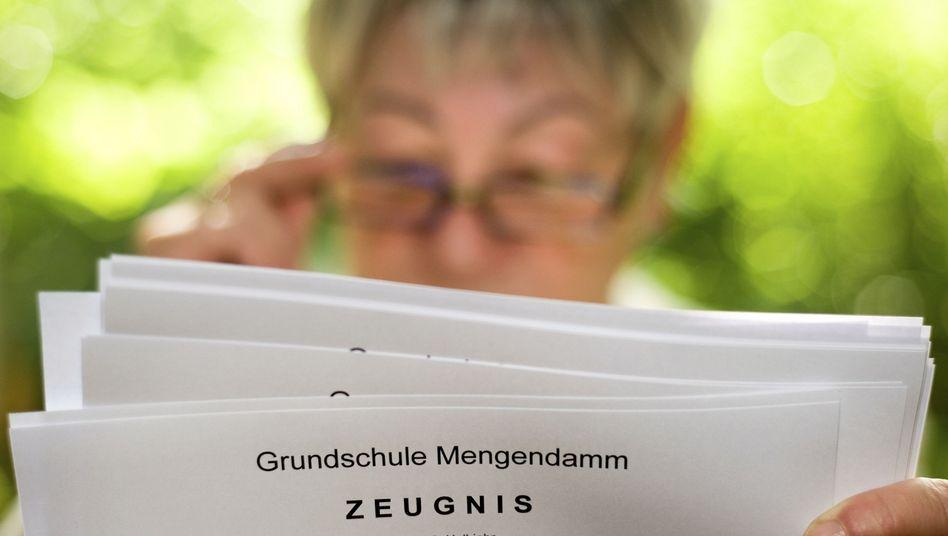 Lehrerin in Hannover: Großer Spielraum bei der Notengebung