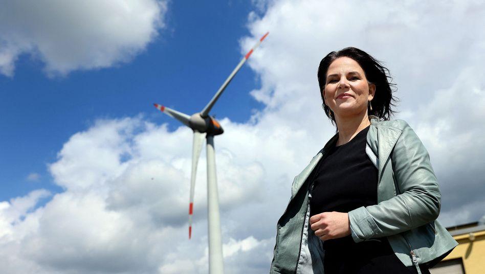 Annalena Baerbock steht zum zweiten Mal in der Kritik bei Angaben im Lebenslauf