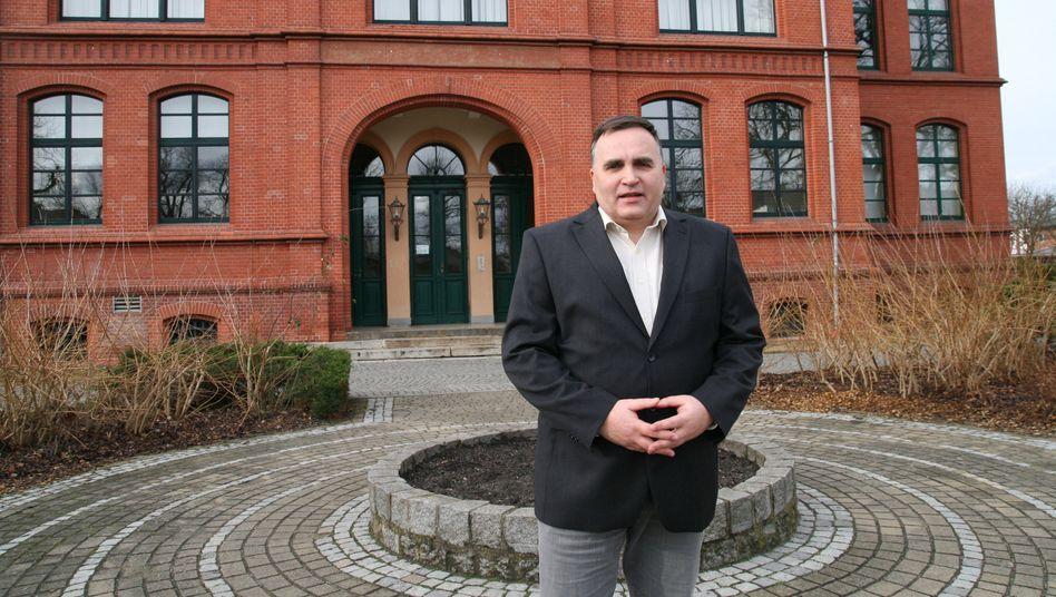 Aus der Linkspartei ausgeschlossener Forster Fraktionschef Ingo Paeschke