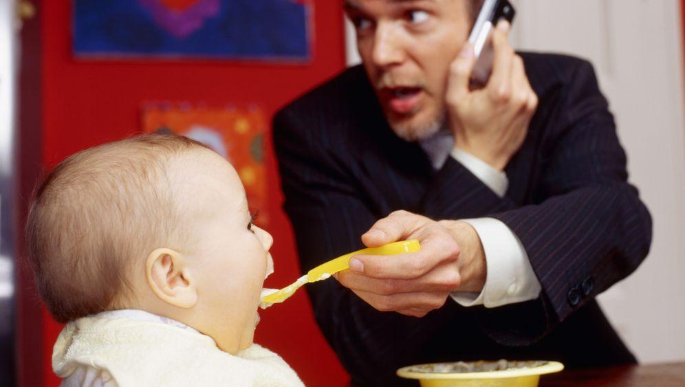 Mut zur Familie?: Neue Väter, alte Rollen