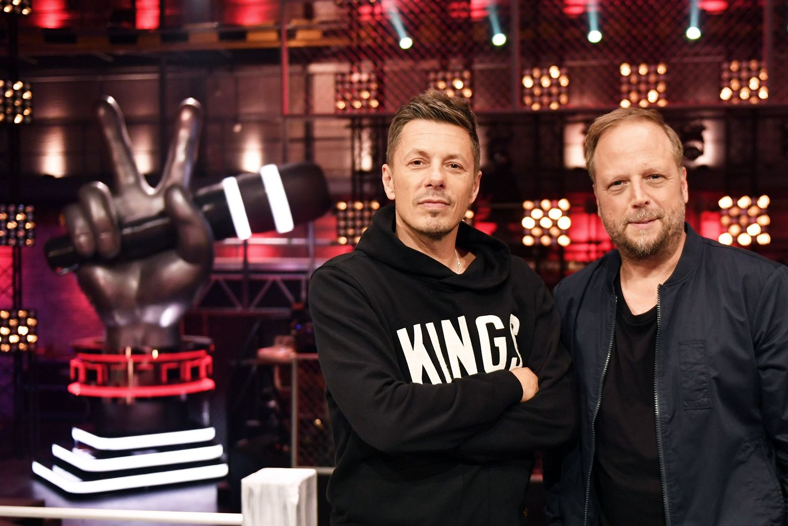 The Voice of Germany/ Michi und Smudo