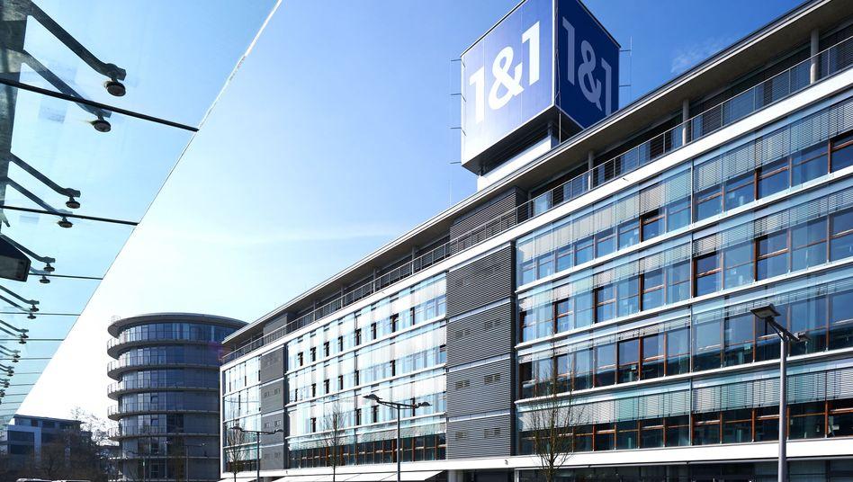 Firmensitz von 1&1 in Montabaur: Das Unternehmen will gegen den Bußgeldbescheid klagen