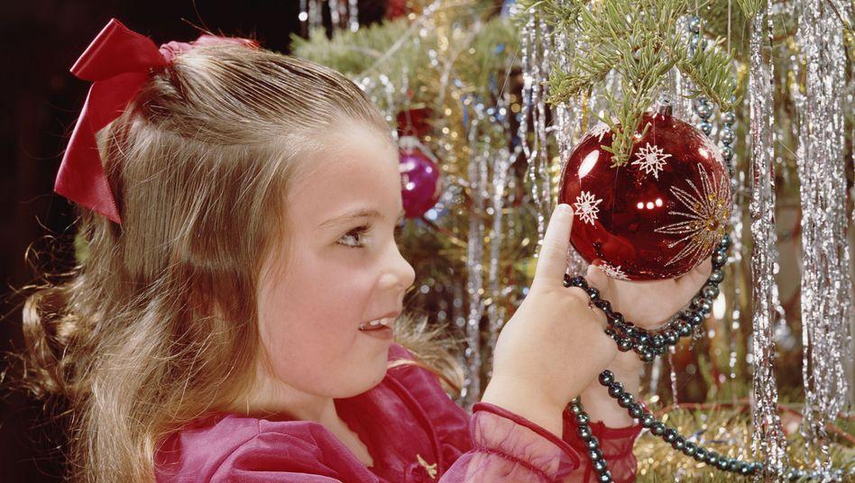 In der Erinnerung glitzert Weihnachten: Aber war's wirklich so schön?