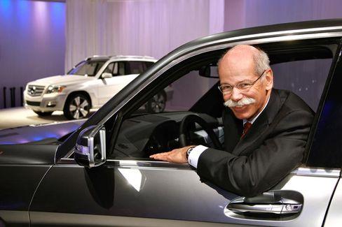 Daimler-Chef Zetsche: Zu aufwendiges Verfahren