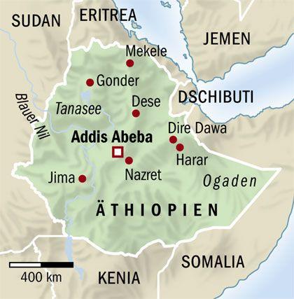 Äthiopien: Einer der ärmsten Staaten der Welt