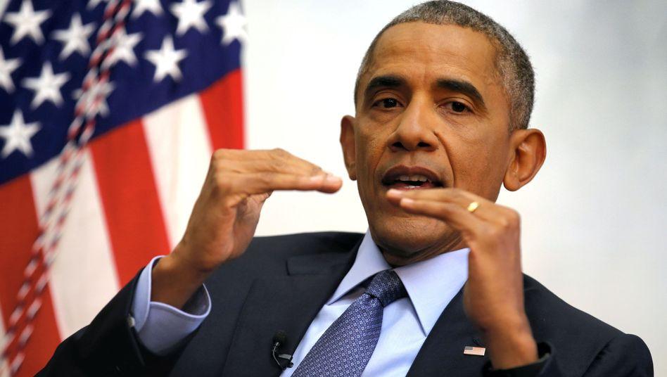 Darmstadt-Fan Barack Obama?
