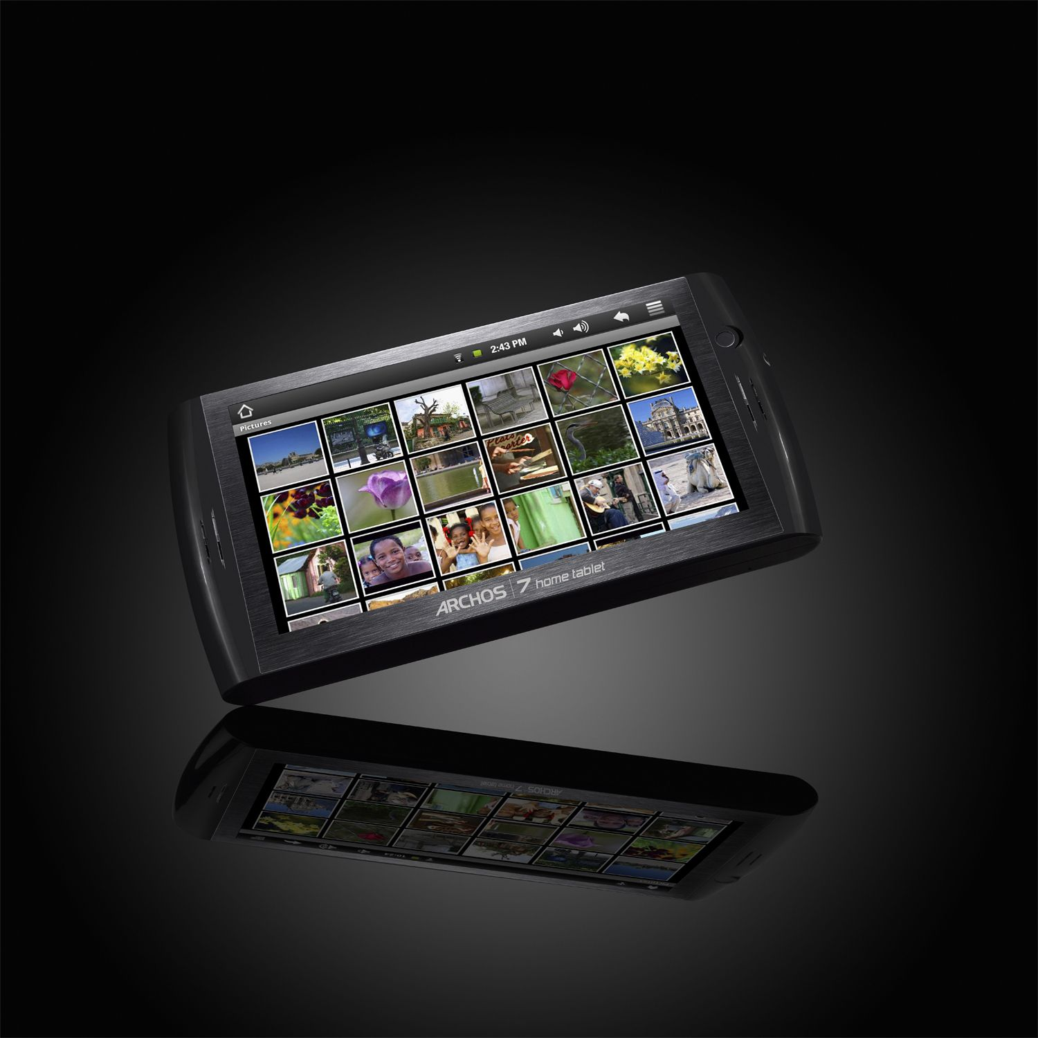 Home Tablet / Archos7