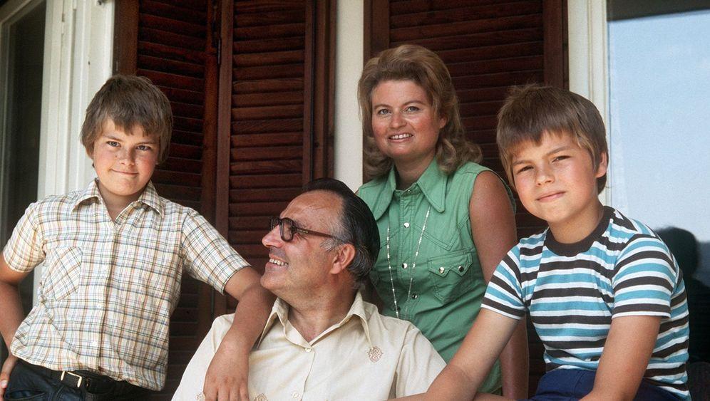 Die Kohls: Eine schrecklich zerstrittene Familie
