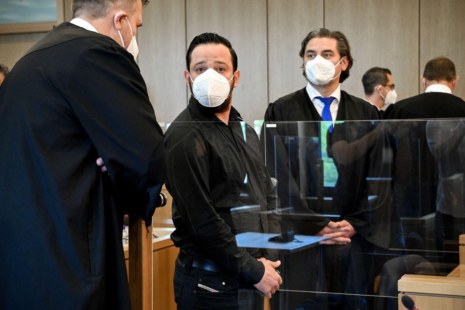 Trial against former Bundesliga soccer player Deniz Naki