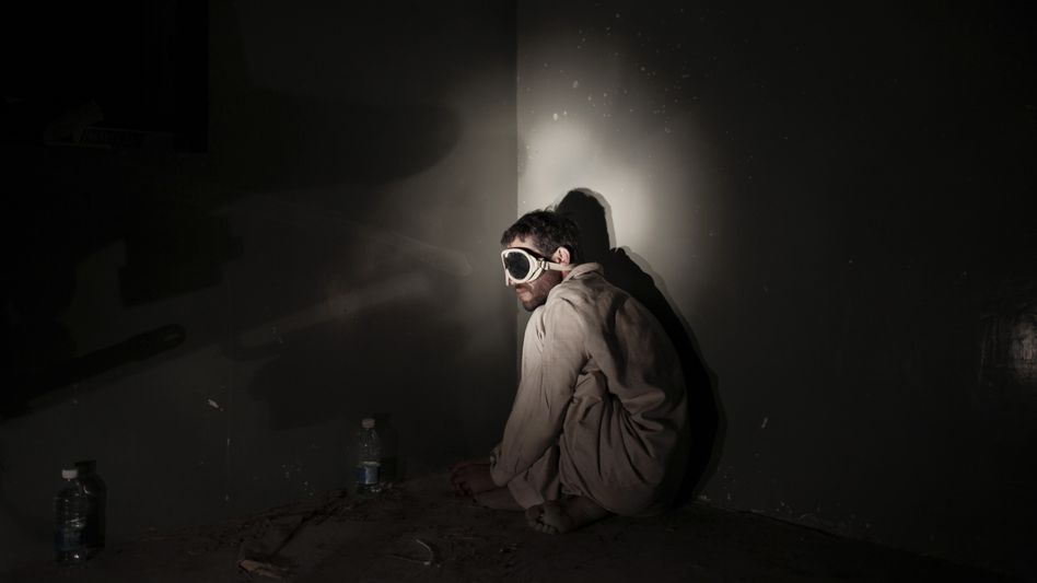 """US-Gefangener in Afghanistan: """"Die innere Substanz stirbt"""""""