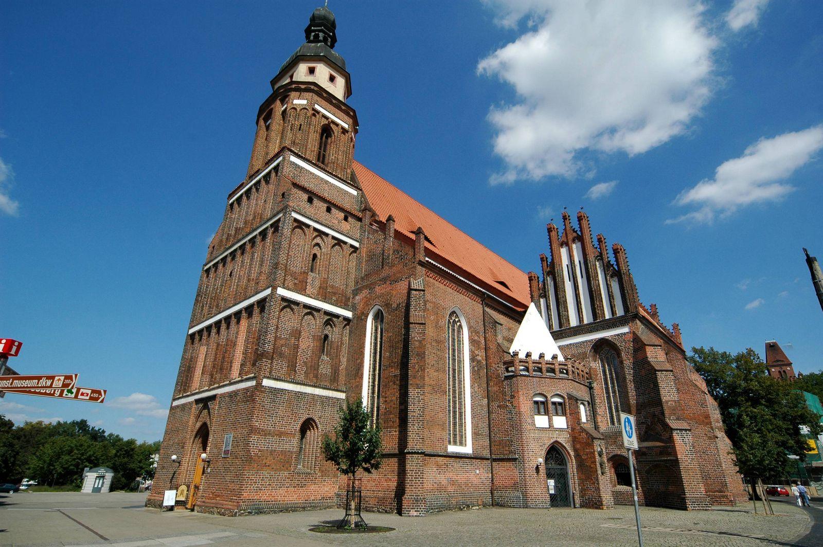 EINMALIGE VERWENDUNG St. Nikolai
