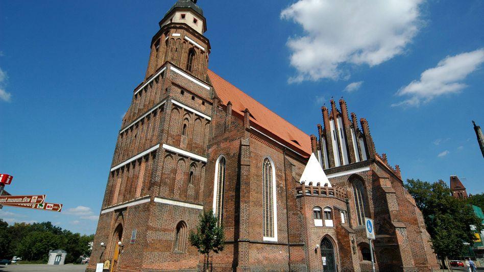 Kirche St. Nikolai in Cottbus