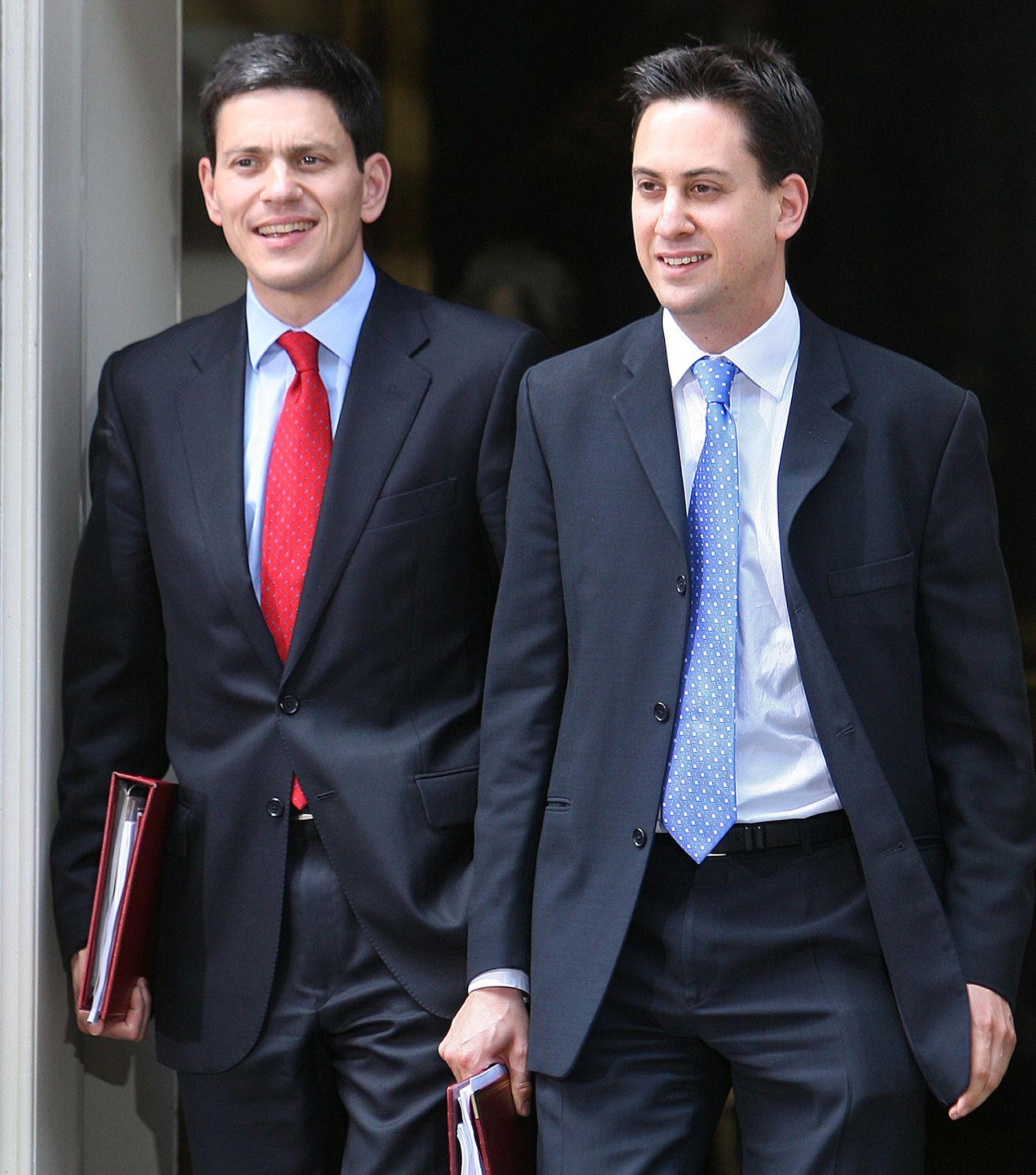 David Miliband / Ed Miliband