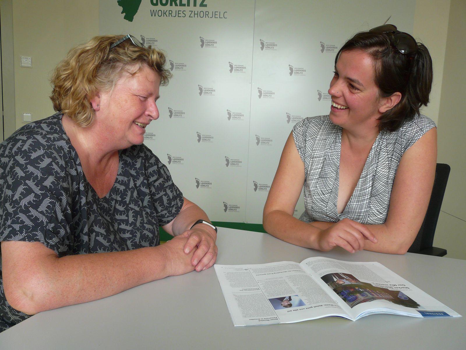 Abwanderung von Frauen aus der Oberlausitz