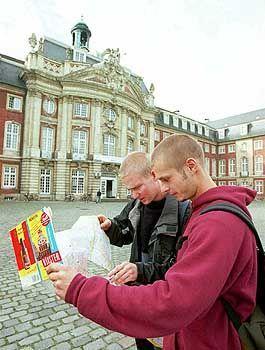 Uni Münster: Wo geht's denn hier zur Habilitation?