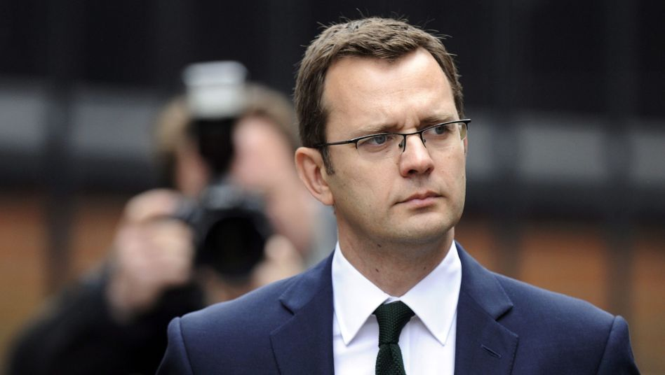 Der frühere Pressesprecher von David Cameron: Andy Coulson