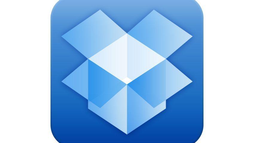 Dropbox-Logo: Gespräche mit Banken