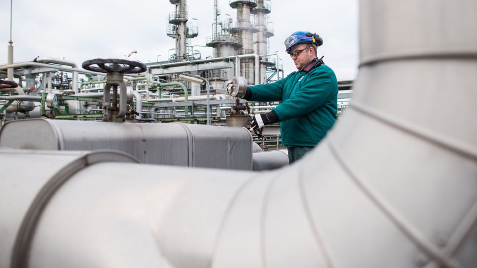 PCK-Raffinerie in Schwedt (Archiv): Grenzwerte um das Zehnfache überschritten