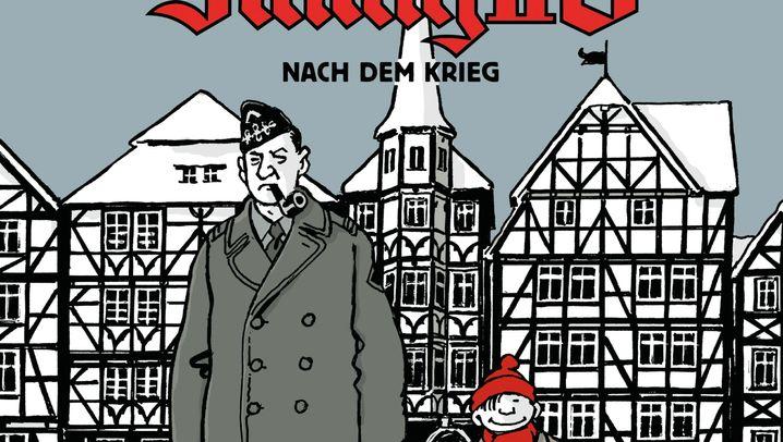 Neuer Comic von Jacques Tardi: Normaler Mann, kein fliehender Held
