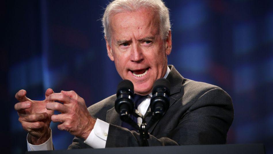 """US-Vizepräsident Biden: """"Das Vertrauen der Ukrainer zurückgewinnen"""""""