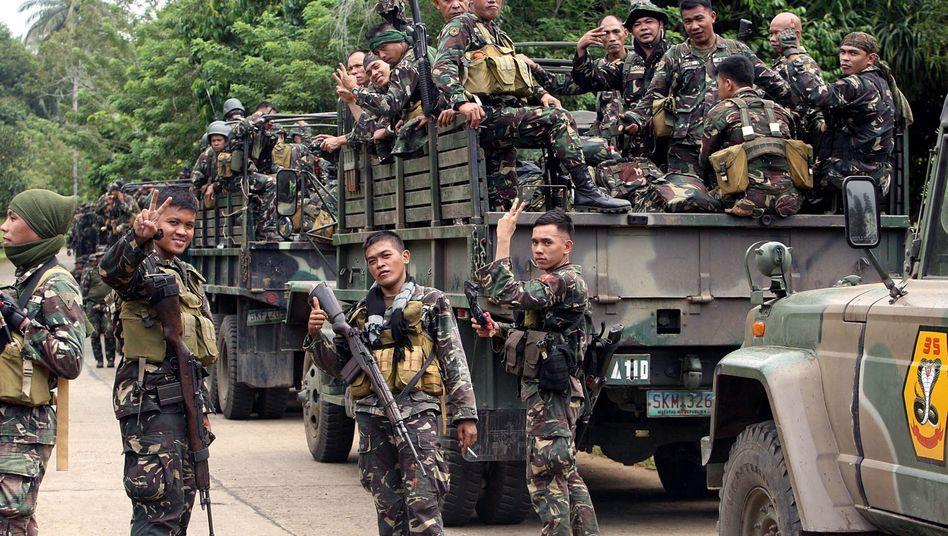 Entführtes Paar: Deutsche Geiselnauf den Philippinen sindfrei