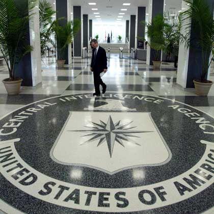 CIA-Hauptquartier in Langley: Insgesamt 26 Mitarbeiter der Agency sollen an der Entführung Abu Omars beteiligt gewesen sein
