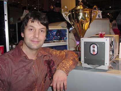 Heizungsbauer Siener: 2004 noch Sieger, jetzt Zweiter