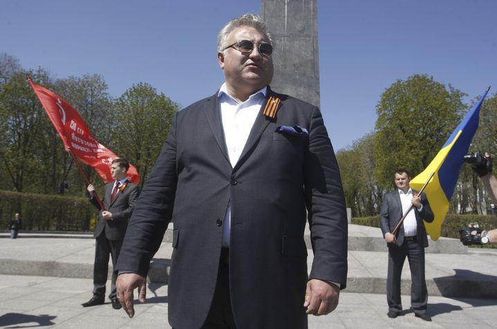 Oleg Kalaschnikow: Der Vertraute von Janukowytsch wurde am 15. April 2015 ermordet