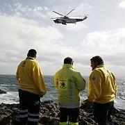 Suchaktion vor Lanzarote: Rettungskräfte suchen nach vermissten Flüchtlingen