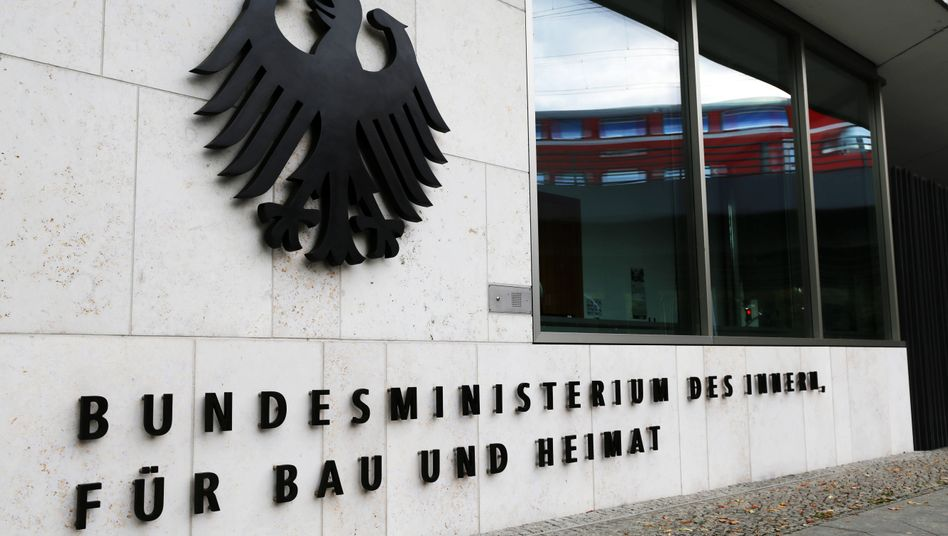 Bundesinnenministerium: Die Löschung erfasster Daten veranlasst