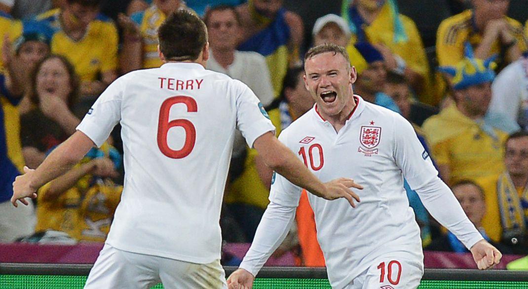 Rooney jubelt